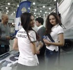600Nm Club at Moscow Boat Show